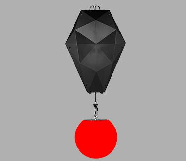 菱形升降球
