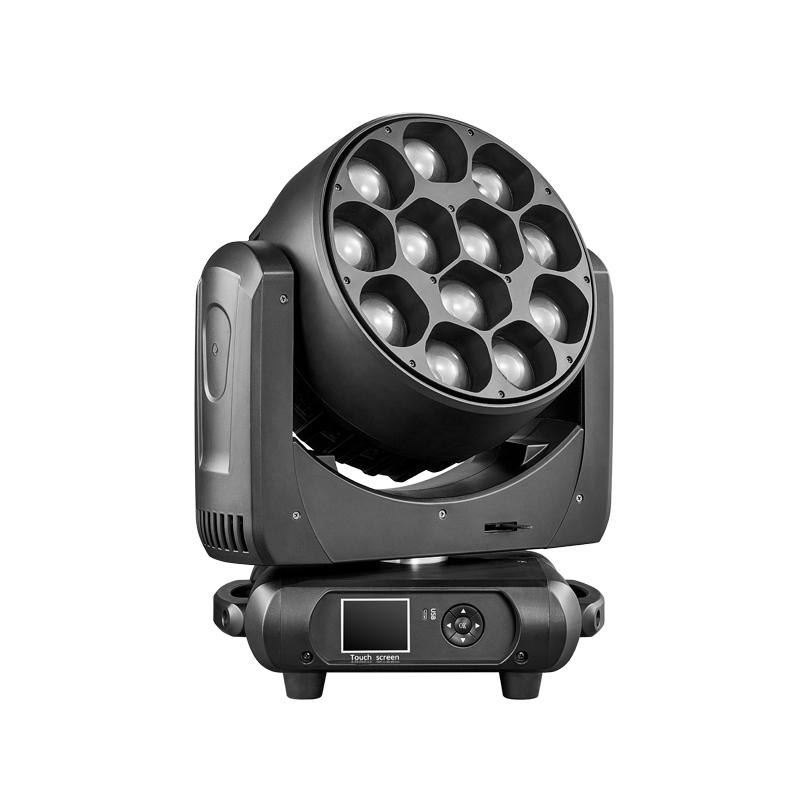 12x40w LED调焦摇头灯