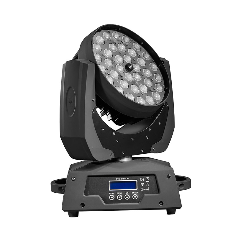 36x18w LED六合一调焦摇头灯