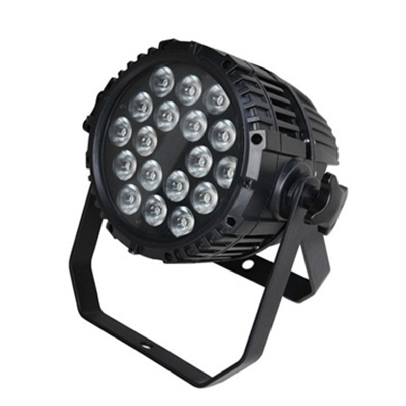 18x18w 6合一室外防水帕灯