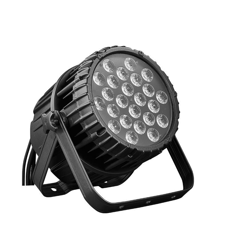 24x18w 6合一LED 防水室外帕灯