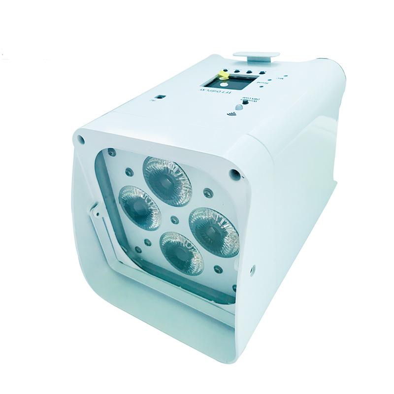 4x18w 6合一无线电池帕灯