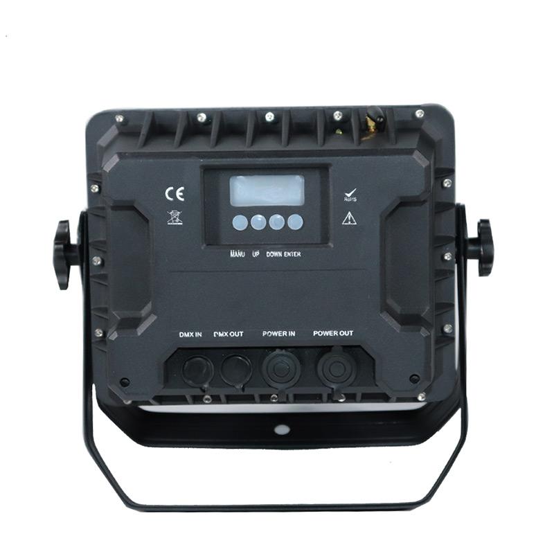 12x18w 6合一防水无线电池灯